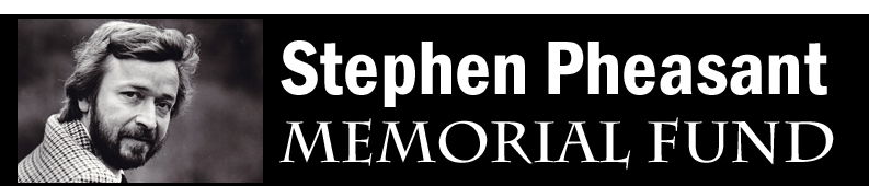 Stephen Pheasant Memorial Fund